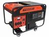 Генератор бензиновый AGE 12000 D PLUS (max 10.5кВт эл.ст. 220В, счетчик)