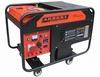 Генератор бензиновый AGE 12500 DSX DUAL (380В-10.5кВт, 220В-3.5кВт, эл.ст. 220В, счетчик)