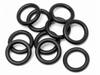 Нитрильное уплотнительное кольцо, черное