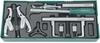 AI10002SP Набор съемников и приспособлений для обслуживания приводных шкивов (ложемент)