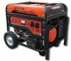 Генератор бензиновый AGE 7500 D (мах 6,5кВт эл.ст. 220В, на колесах)