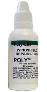 Полимер для ремонта стекол Poly 200 PL-105, 15 мл.
