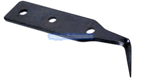 Лезвие для ручного ножа, 45 мм, 1 шт.